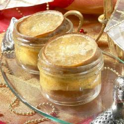 """Le Lot de 4 """"Le Soufflé au Foie Gras de Canard (27% de Foie gras) - 85 g"""" - WFQ"""