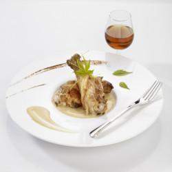 Marmiton de Canard, Sauce Foie Gras et ses Eclats de Morilles 600 g - CAT