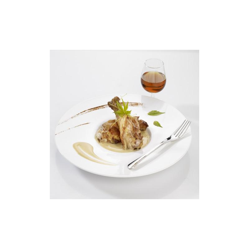 Marmiton de Canard, Sauce Foie Gras et ses Eclats de Morilles
