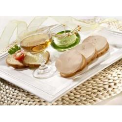 Le Plaisir au Foie Gras de Canard au Champagne et Poivre de Selim (20% de Foie Gras) 130 g - CAT WEBD