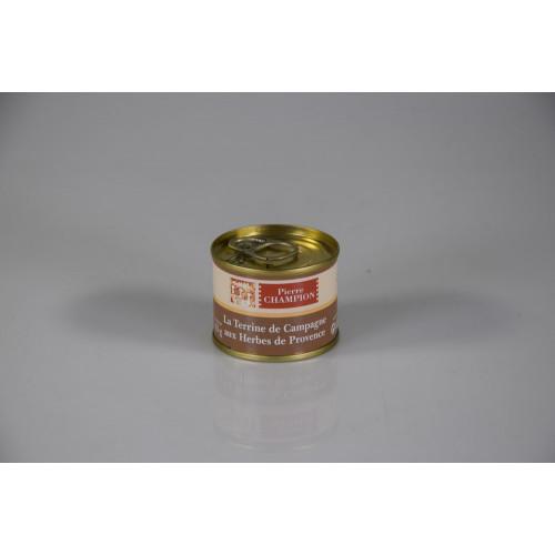 La Terrine de Campagne aux Herbes de Provence - CAT