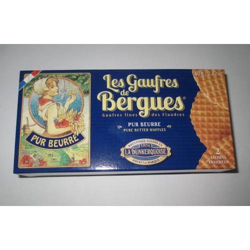 Les Gauffres Fines Pur Beurre - WRB