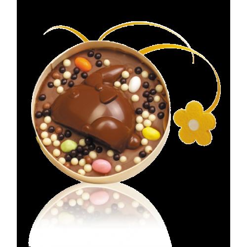 Ce Délice de Pâques en chocolat au lait 65 g - WFC