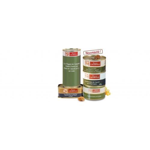 """Votre colis """"5 Plats saveurs Gastronomiques"""" 1,905 kg - WFK"""