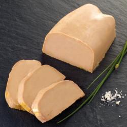 Le Lobe de Foie Gras de Canard Entier du Sud-Ouest - Mi-Cuit - CAT