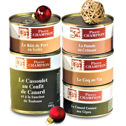 Le Super Assortiment de Noël - WFQ