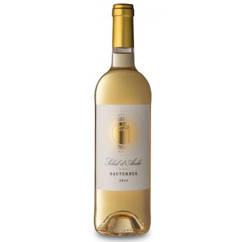 """La Bouteille de Vin de Sauternes """"Soleil d'Arche"""" 2016 - 37,5 cl"""