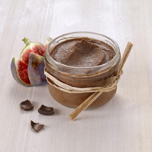 Le Lot de 2 Craquants de Figues et Chocolat Noir 85 g - WAB
