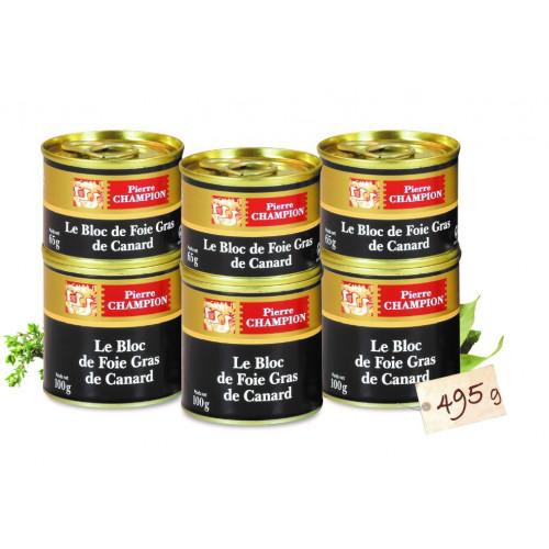 Le Colis Gourmand - 495 g - WFB