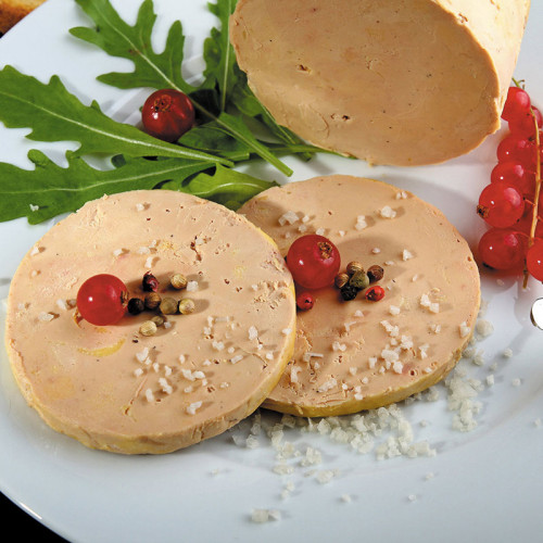 Votre Colis : 6 Blocs de Foie Gras d'Oie et de Canard