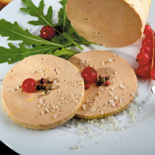 Votre Colis : 6 Blocs de Foie Gras d'Oie et de Canard - ETE2