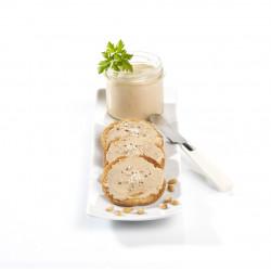Le Plaisir au Foie de Canard aux Pommes Granny et Spéculoos (20% de Foie Gras) - CAT