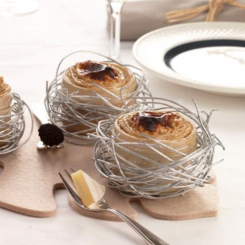 Le Soufflé au Foie Gras de Canard (27% de Foie gras) - CAT