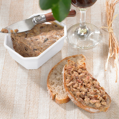 La Terrine de Volaille aux Orties - 90 g - CAT