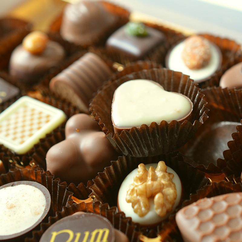 Le Ballotin d'Assortiments de Chocolats