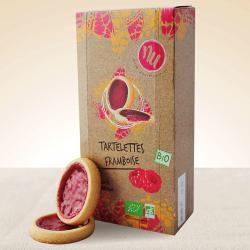 Les Tartelettes Framboise BIO - WFI