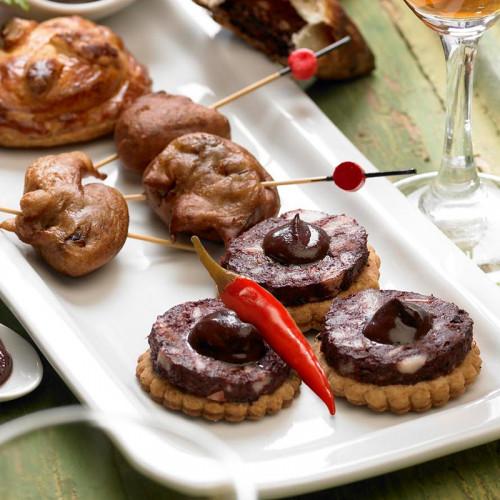Le Lot de 2 : Tartinade de Petit Boudin de Canard au Piment d'Espelette - ETE