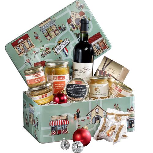Votre Colis : Souvenirs des Gastronomes - WCE2021