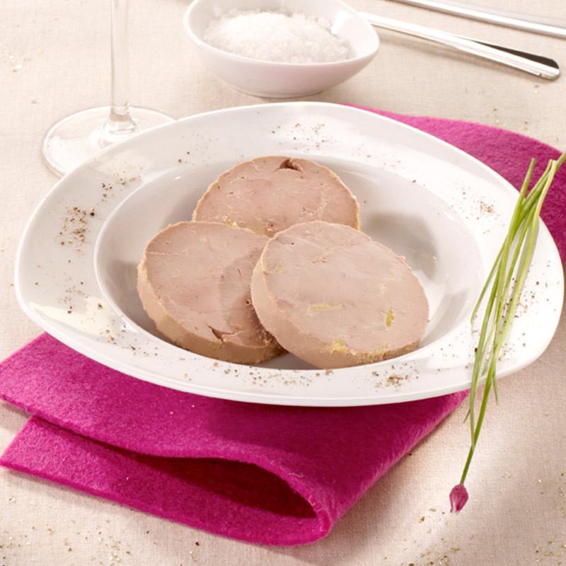 Votre Colis Blocs de Foie Gras : 5 Succulents Blocs de Foie Gras de Canard du Sud-Ouest