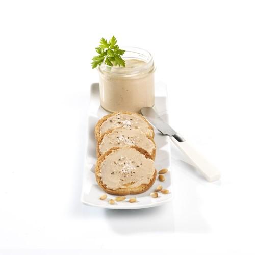 Délice de Bloc de Foie Gras de Canard et de Morilles - 50 g