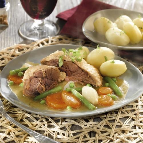 Le Navarin de Canard aux Petits Légumes - 400 g