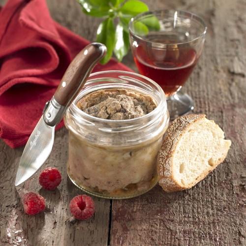 La Terrine de Sanglier aux Fruits Rouges et son Soupçon de Vin Rouge