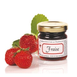 La Confiture de Fraise - 45 g - CAT
