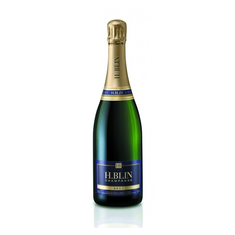 Champagne Brut Blin Tradition Vente En Ligne De Champagnes Pas Cher