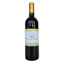 """Pécharmant Rouge """"Château La Rénaudie"""" La bouteille de 75 cl CAT"""