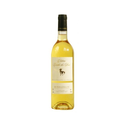 """Monbazillac """"Château Combes des Bois"""" La bouteille de 75 cl"""